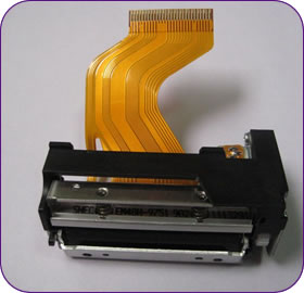 Embedded Printer Mechanism