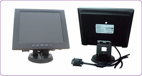 10.4-inch TFT LCD Touch display