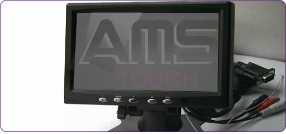 7-inch Touch Monitor (Economy Series)