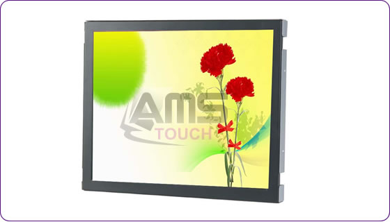 "15"" LCD Open frame SAW Touch Monitor - (Waterproof Type)"